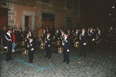Banda de Tambores y Cornetas