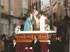 La Entrada Triunfal de Jesús en Jerusalén en su única salida