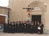 Portantes en la Iglesia de Cabrera de Mar