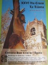 Cartel Via Crucis