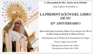 Invitacion Soledad