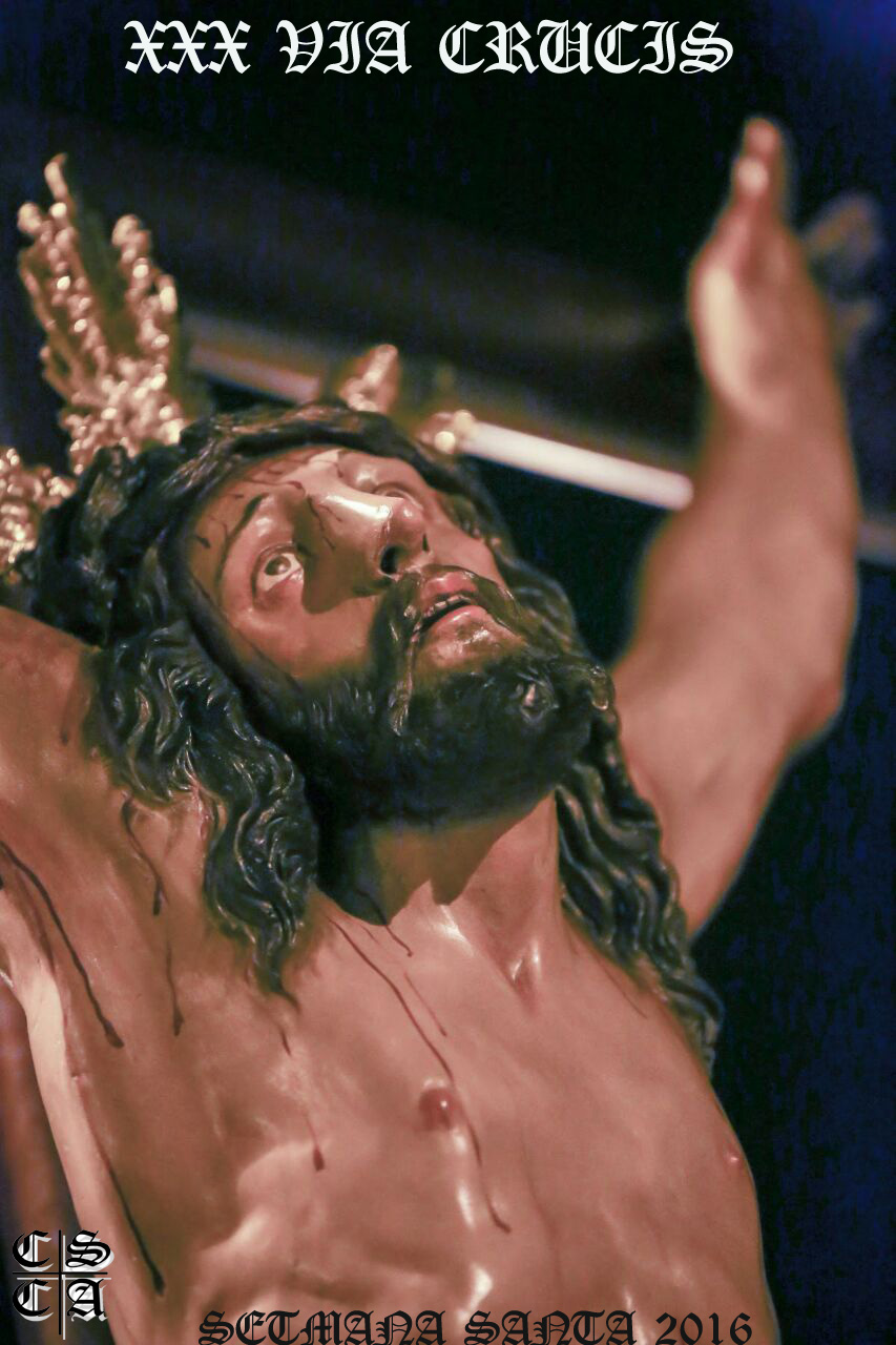 VIA CRUCIS DOMINGO DE RAMOS 2016 WEB